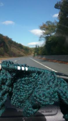 car-knitting