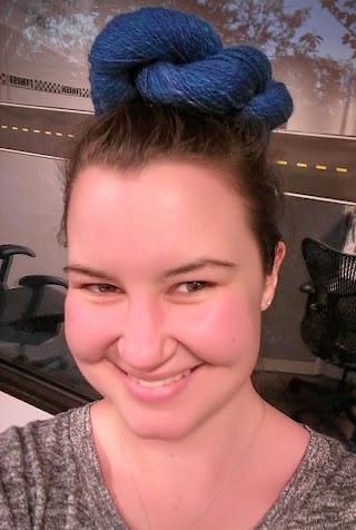 yarn crown