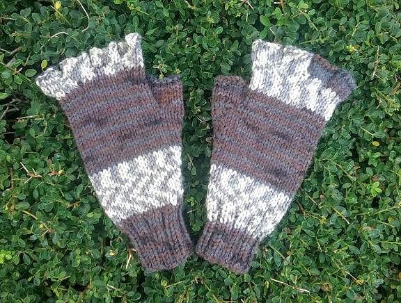 finished gloves