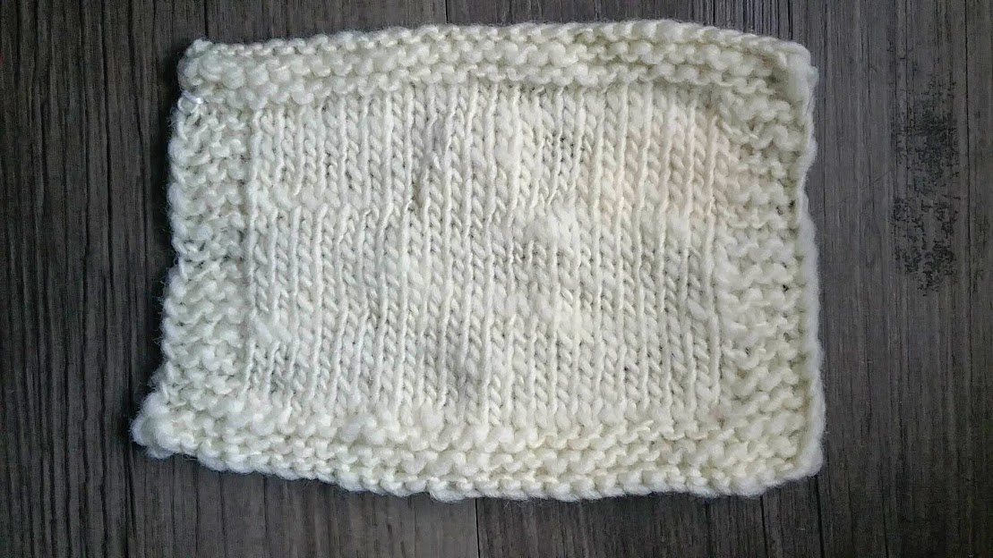 Southdown swatch 1